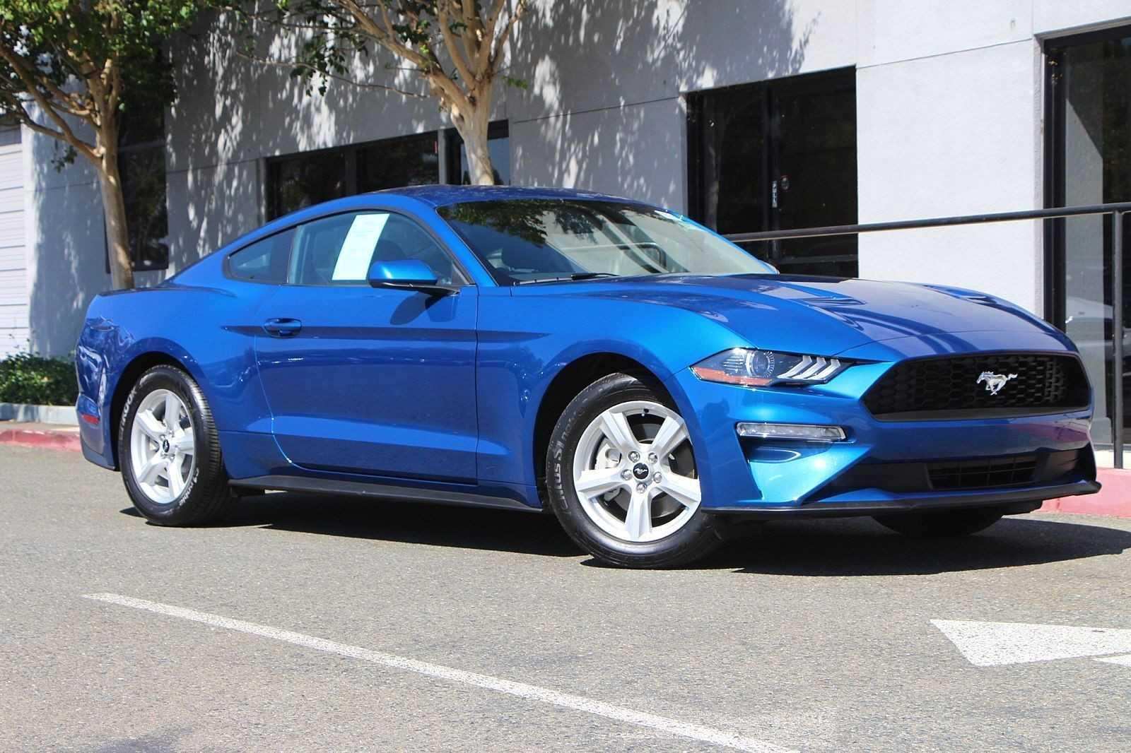 Pre owned 2018 ford mustang ecoboost fastback