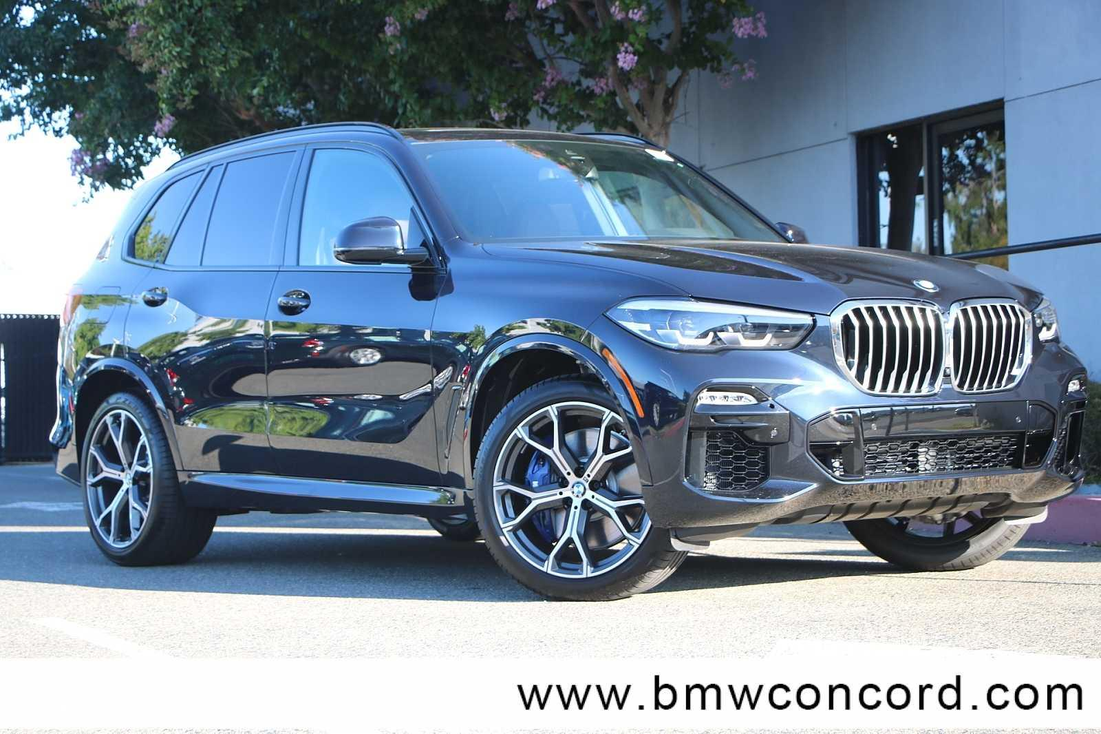 New 2019 Bmw X5 Xdrive40i Sports Activity Vehicle With Navigation Awd