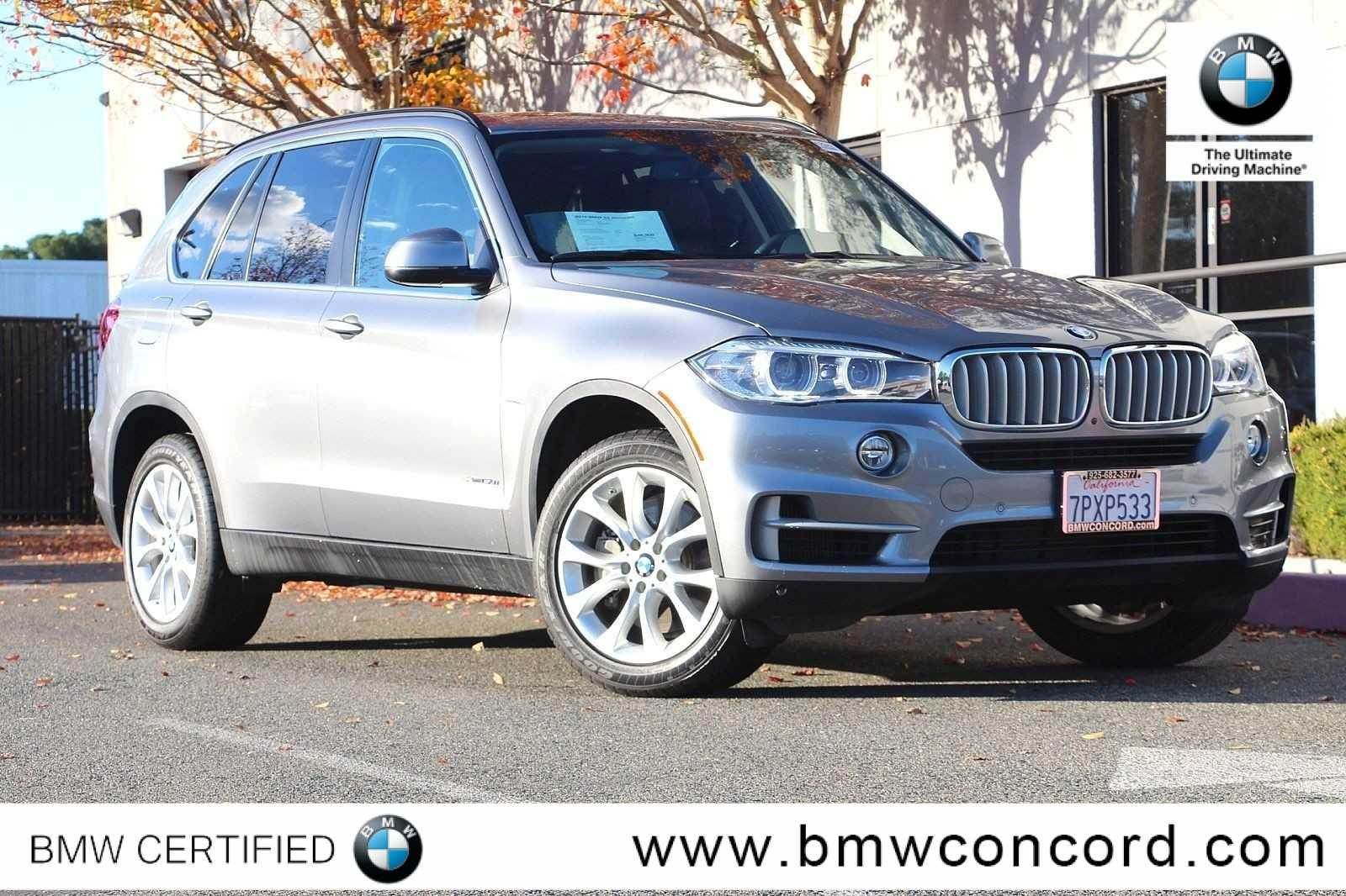Certified Pre-Owned 2016 BMW X5 AWD 4dr xDrive50i