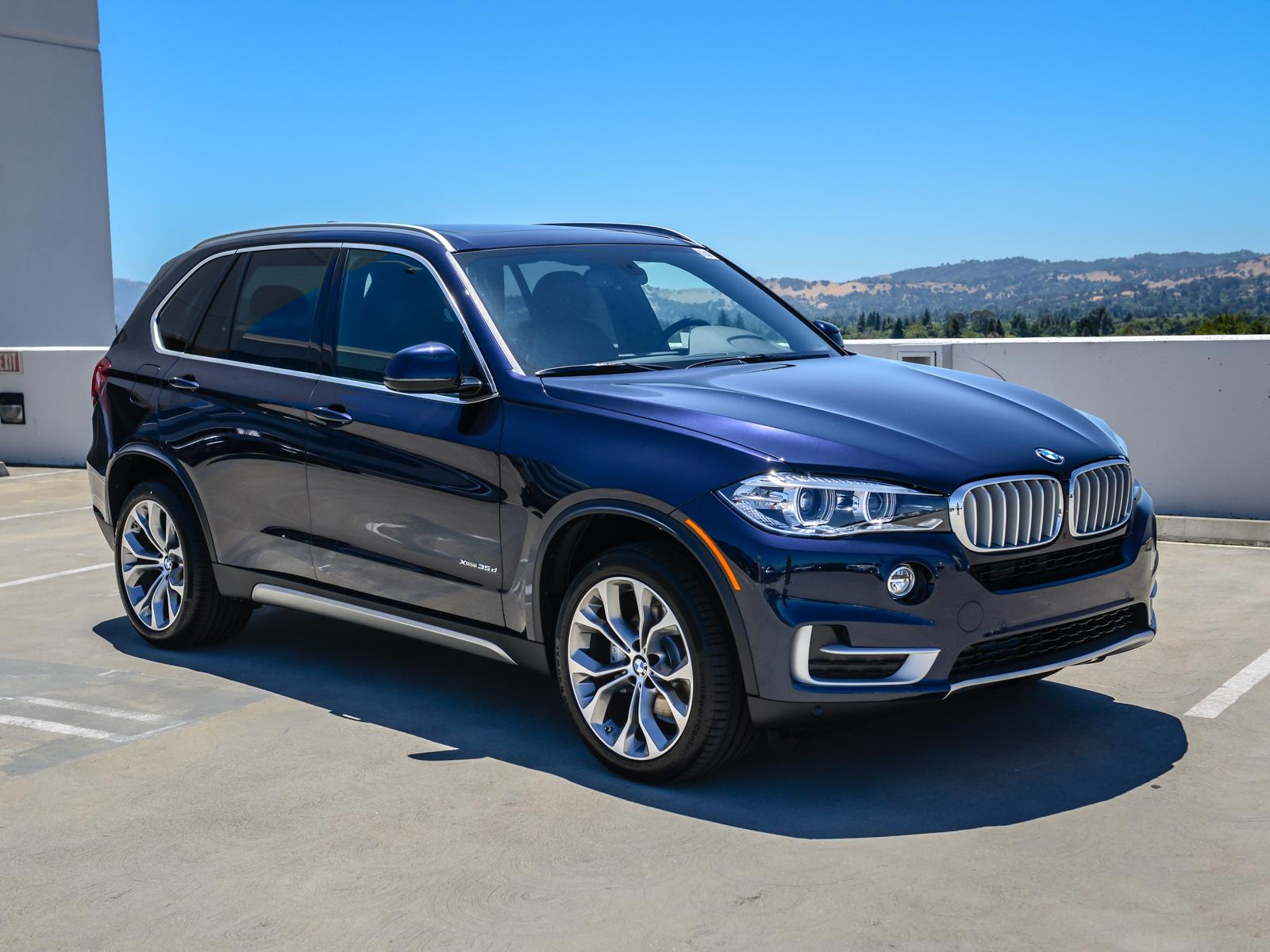 New 2018 BMW X5 xDrive35d Sports Activity Vehicle With Navigation & AWD