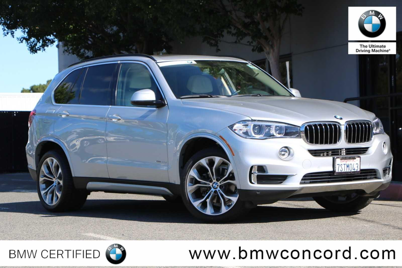 Certified Pre-Owned 2016 BMW X5 AWD 4dr xDrive35d