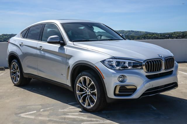 New 2018 Bmw X6 Xdrive35i Sports Activity Coupe Sport Utility In