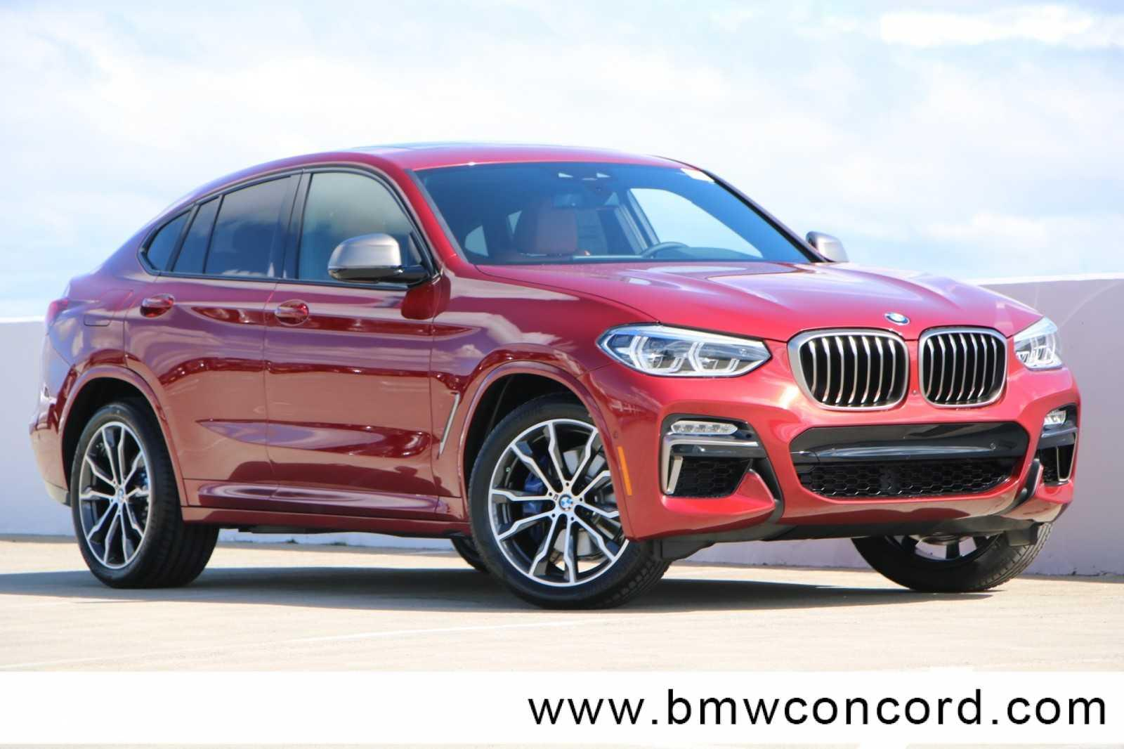 New 2019 Bmw X4 M40i Sports Activity Coupe With Navigation Awd