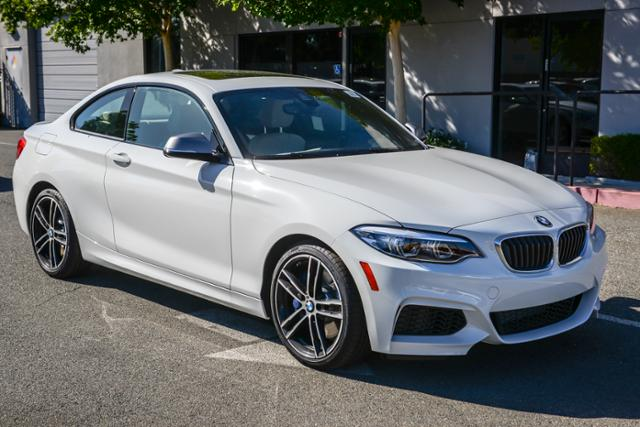 New 2018 BMW 2 Series M240i Coupe With Navigation