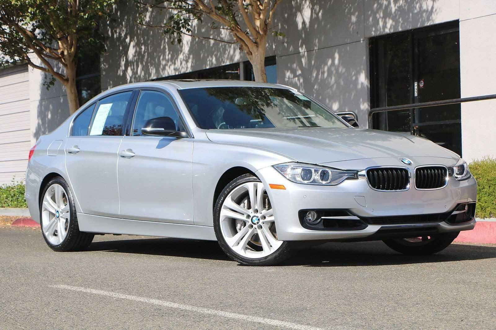 Certified Pre-Owned 2015 BMW 3 Series 4dr Sdn 335i RWD