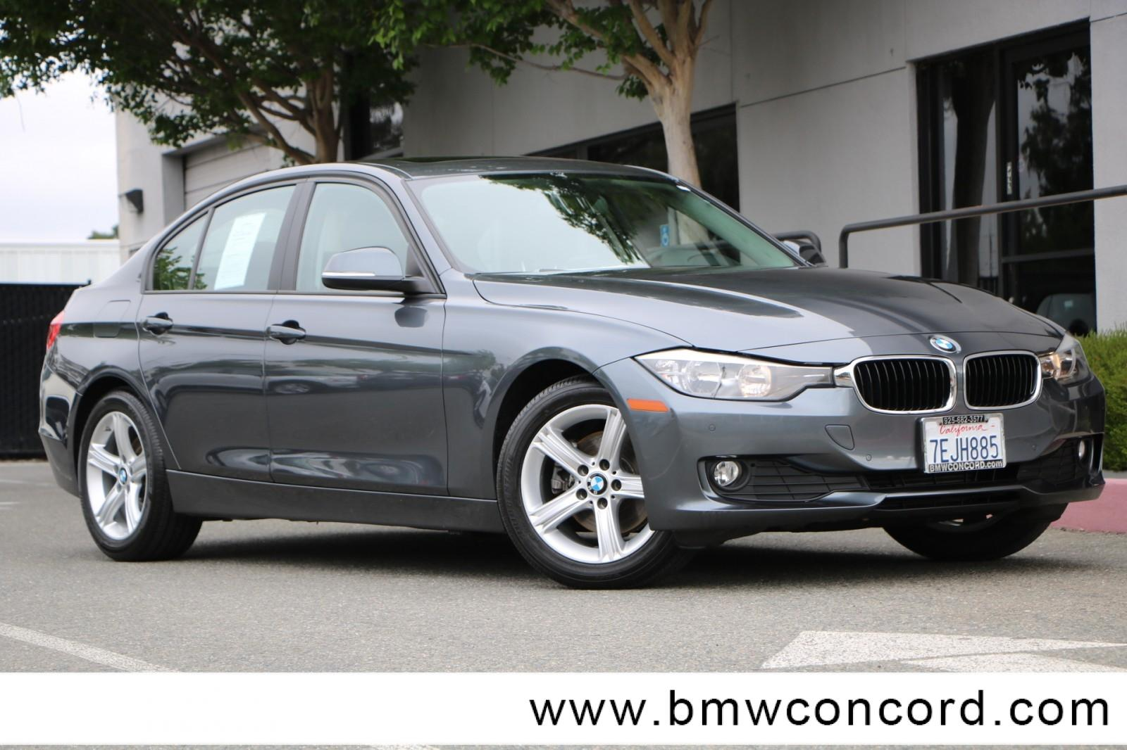 Pre-Owned 2014 BMW 3 Series 4dr Sdn 328d RWD