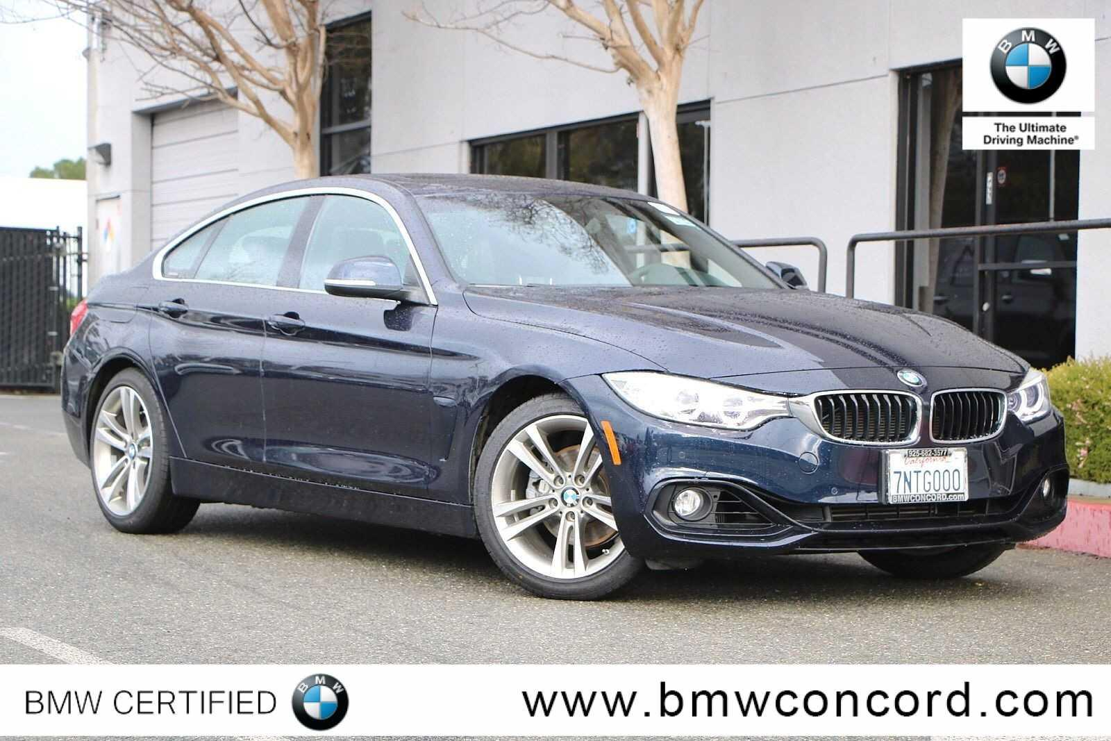Bmw Certified Pre Owned >> Certified Pre Owned 2016 Bmw 4 Series 4dr Sdn 428i Rwd Gran Coupe