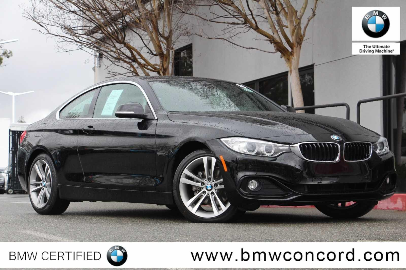 Bmw Certified Pre Owned >> Certified Pre Owned 2017 Bmw 4 Series 430i Coupe Sulev 2dr Car In