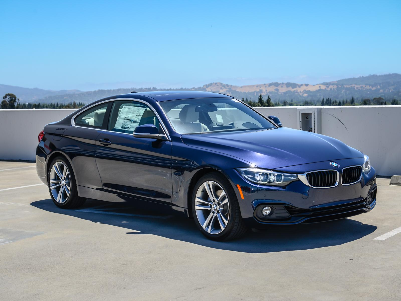 New 2019 BMW 4 Series 430i Coupe 2dr Car in Concord