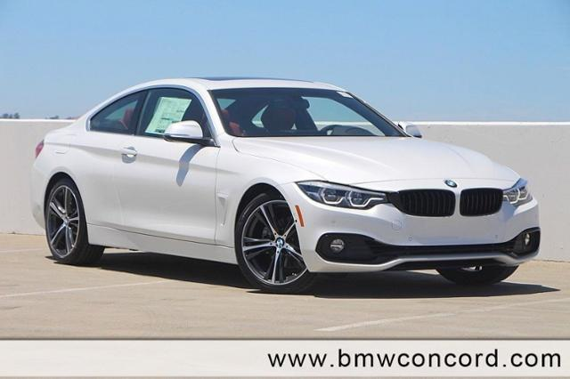 New 2019 Bmw 4 Series 430i Coupe With Navigation