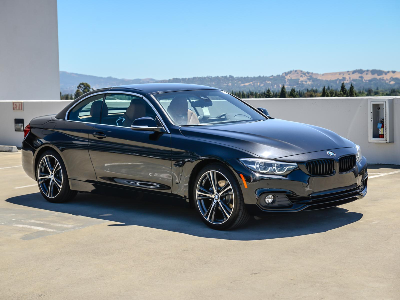 New 2019 BMW 4 Series 430i Convertible Convertible in Concord