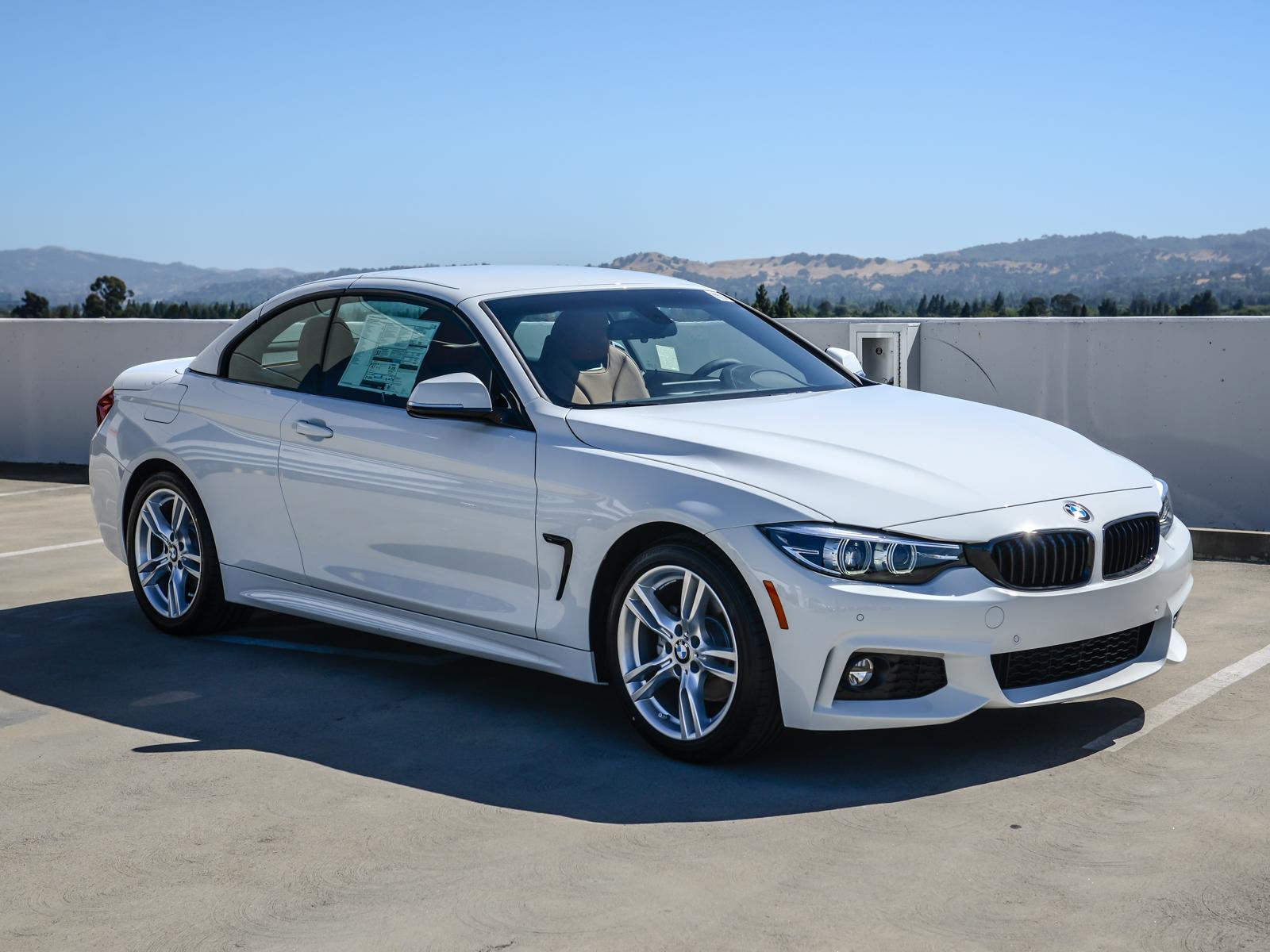 New 2019 BMW 4 Series 430i Convertible