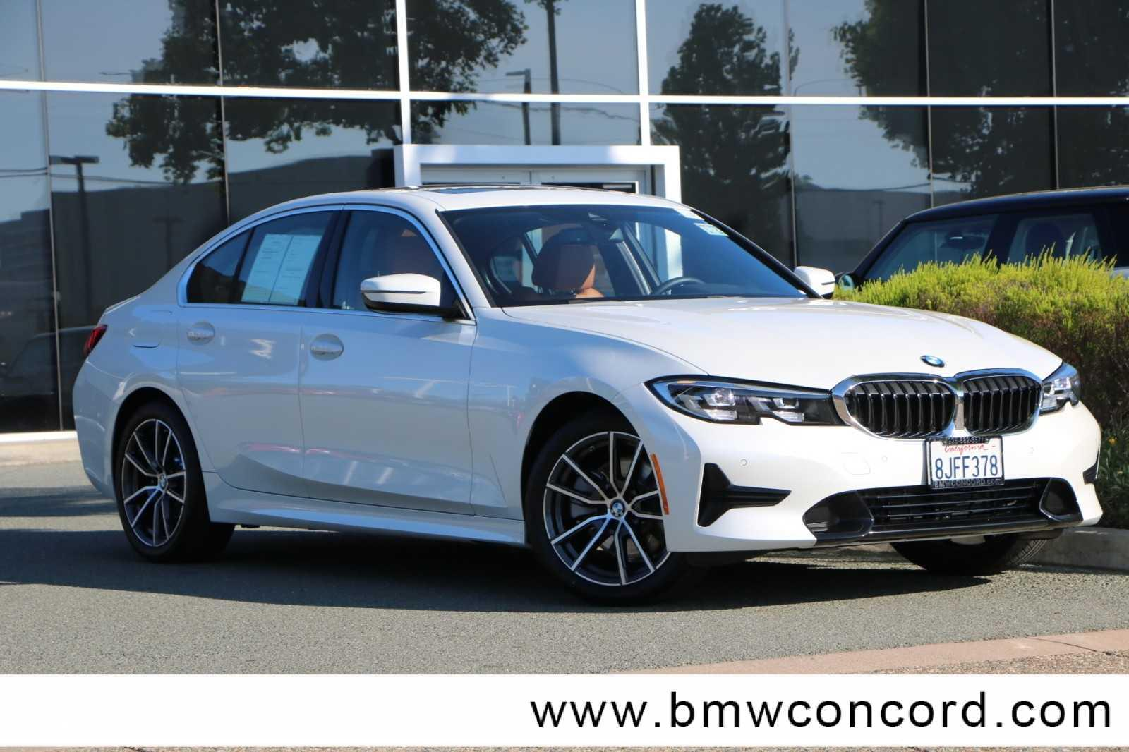 Pre Owned 2019 Bmw 3 Series 330i Sedan 4dr Car In Concord L7119
