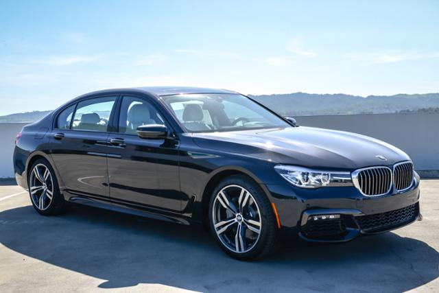 New 2018 BMW 7 Series 740i Sedan With Navigation