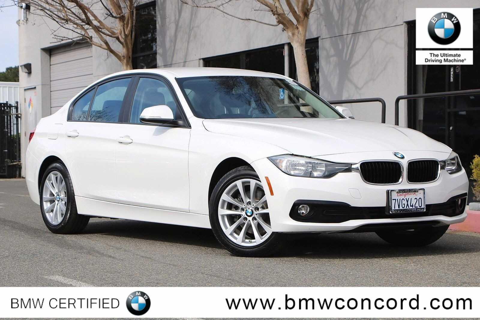 Bmw Certified Pre Owned >> Certified Pre Owned 2017 Bmw 3 Series 320i Sedan 4dr Car In Concord