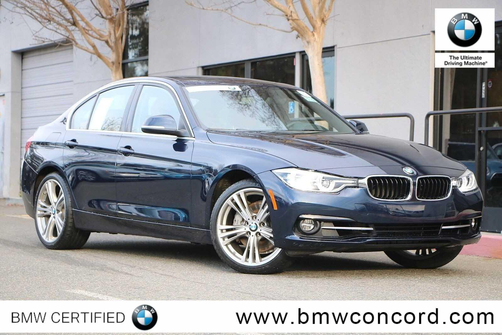 Bmw Certified Pre Owned >> Certified Pre Owned 2016 Bmw 3 Series 4dr Sdn 340i Rwd 4dr Car In