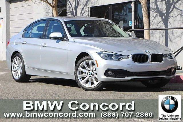 New 2018 BMW 3 Series 320i Sedan RWD 4dr Car