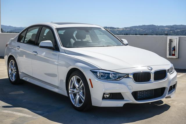 New 2018 BMW 3 Series 328d Sedan With Navigation