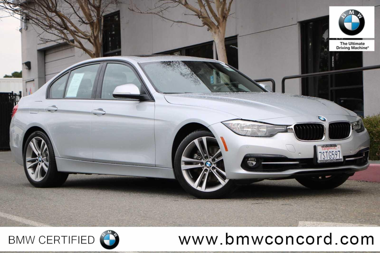 Bmw Certified Pre Owned >> Certified Pre Owned 2016 Bmw 3 Series 4dr Sdn 328i Rwd Sulev 4dr Car