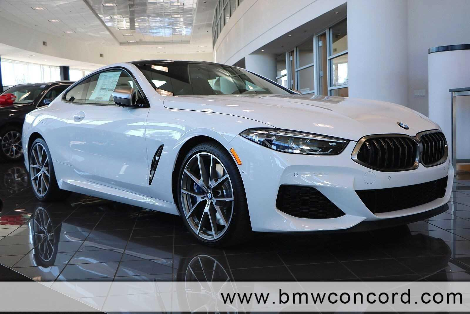 New 2019 Bmw 8 Series M850i Xdrive Coupe With Navigation Awd