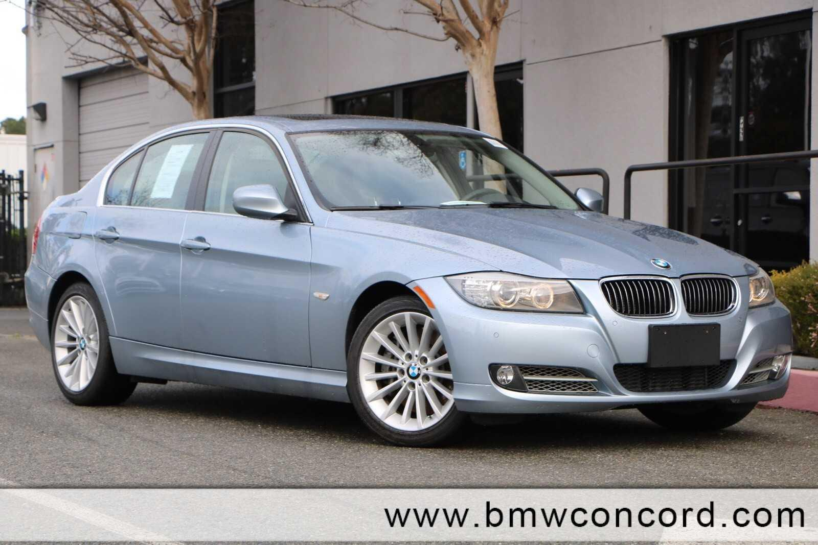 Pre-Owned 2011 BMW 3 Series 4dr Sdn 335d RWD