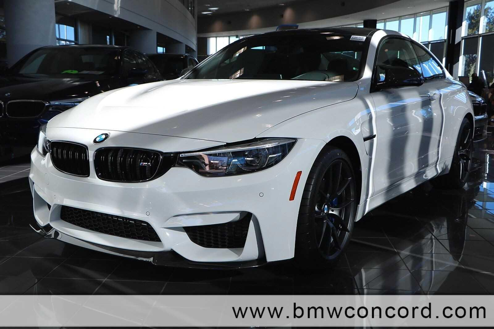 New 2019 BMW M4 CS Coupe