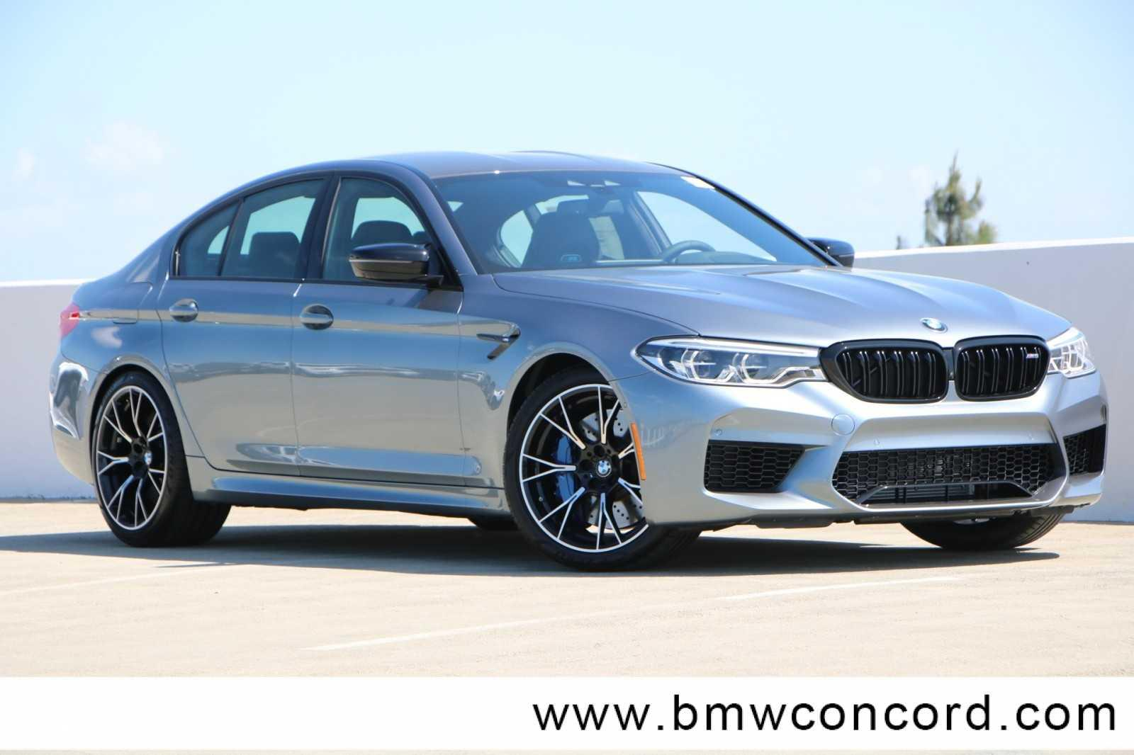 New 2019 Bmw M5 Competition Sedan With Navigation Awd