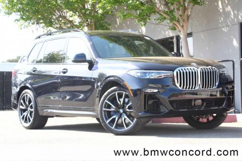 New 2019 BMW X7 xDrive50i Sports Activity Vehicle