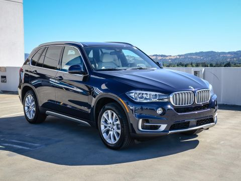 New 2018 BMW X5 xDrive50i Sports Activity Vehicle