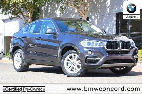 Certified Pre-Owned 2016 BMW X6 RWD 4dr sDrive35i