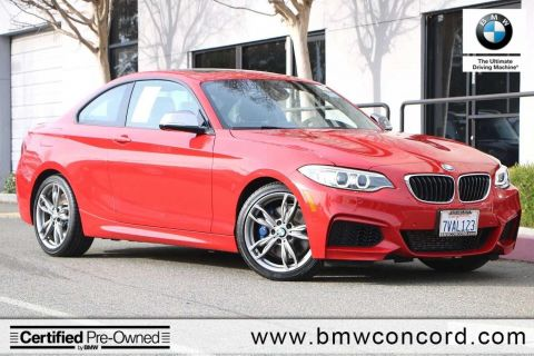 Certified Pre-Owned 2016 BMW 2 Series 2dr Cpe M235i RWD