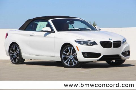 New 2020 BMW 2 Series 230i Convertible