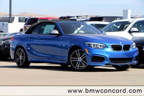 New 2019 BMW 2 Series M240i Convertible