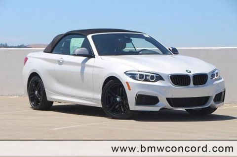 New 2018 BMW 2 Series M240i Convertible
