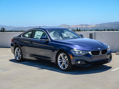 New 2019 BMW 4 Series 430i Coupe