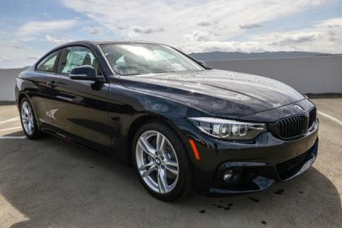 New 2018 BMW 4 Series 440i Coupe