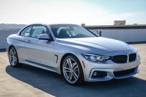 New 2018 BMW 4 Series 430i Convertible
