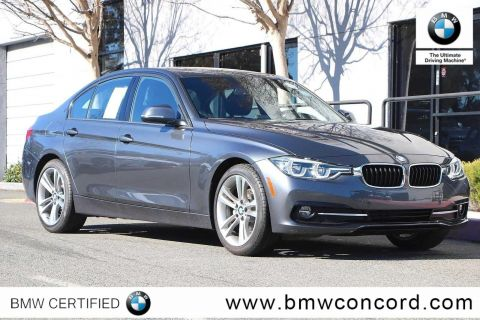 Certified Pre-Owned 2016 BMW 3 Series 4dr Sdn 328d RWD