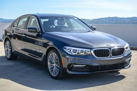 New 2018 BMW 5 Series 540d xDrive Sedan