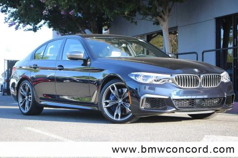 New 2020 BMW 5 Series M550i xDrive Sedan