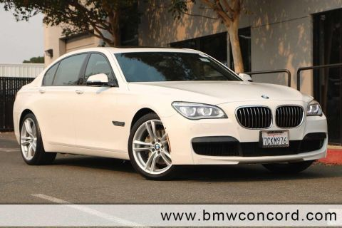 Pre-Owned 2014 BMW 7 Series 4dr Sdn 740Li RWD