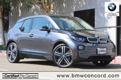 Certified Pre-Owned 2016 BMW i3 4dr HB