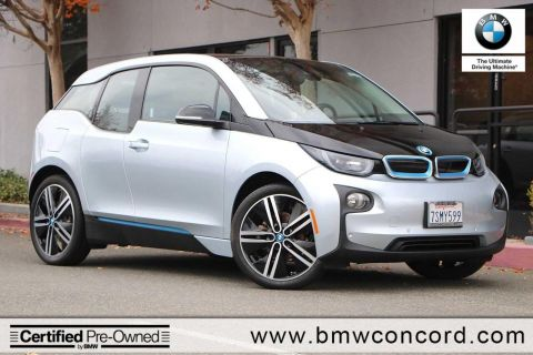 Certified Pre-Owned 2015 BMW i3 4dr HB
