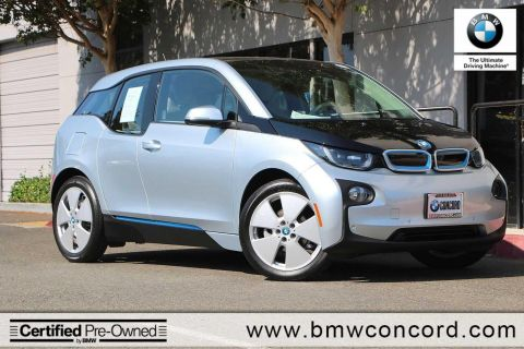 Certified Pre-Owned 2014 BMW i3 4dr HB