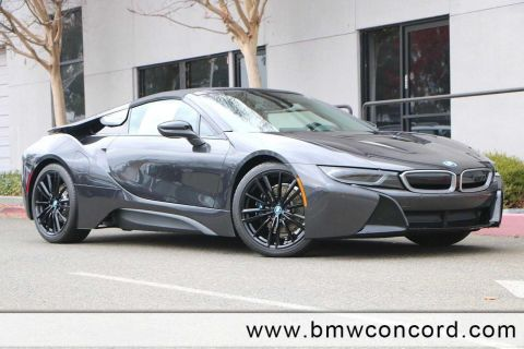 New Bmw I8 Available In Concord Bmw Concord